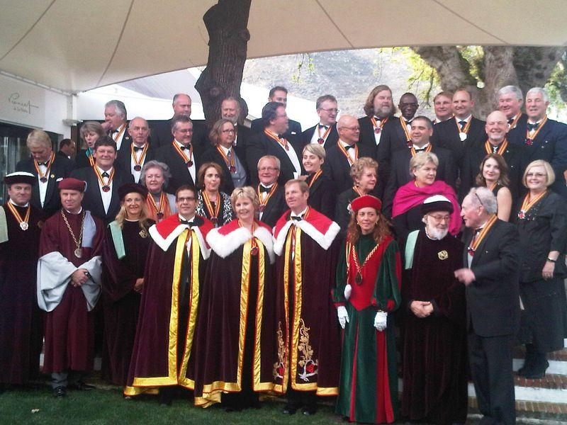 Commanderie de Bordeaux Establishes Chapter in South Africa.