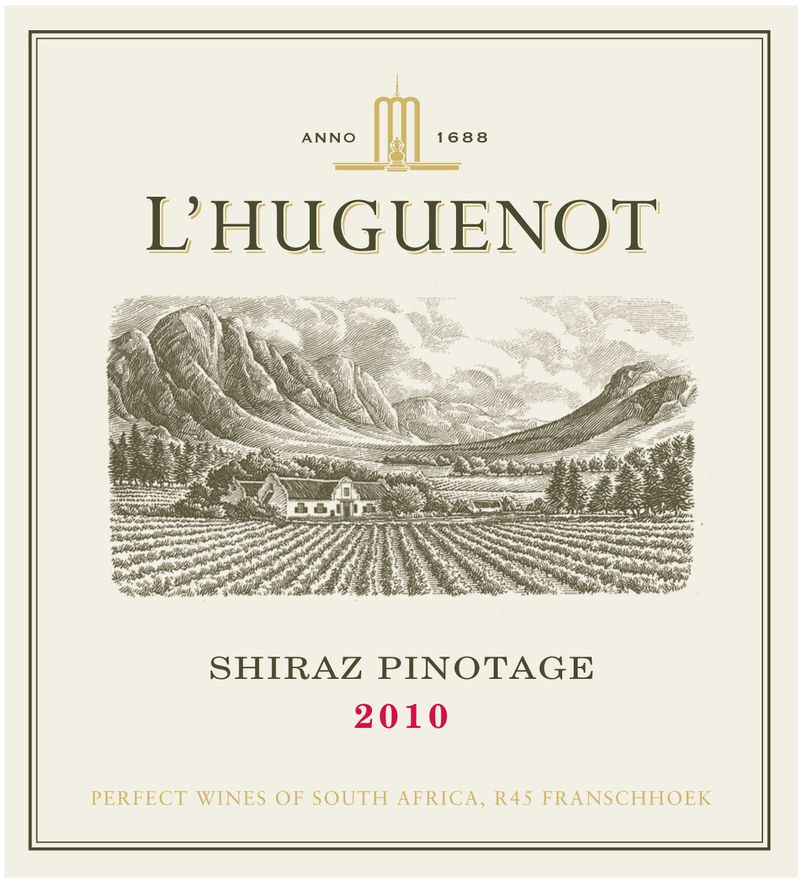 Perfect Wines of South Africa's L'Huguenot Labels