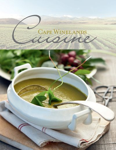 Cape Winelands Cuisine Wins Prestigious Award