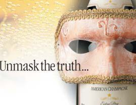Unmask the Champagne Impostors