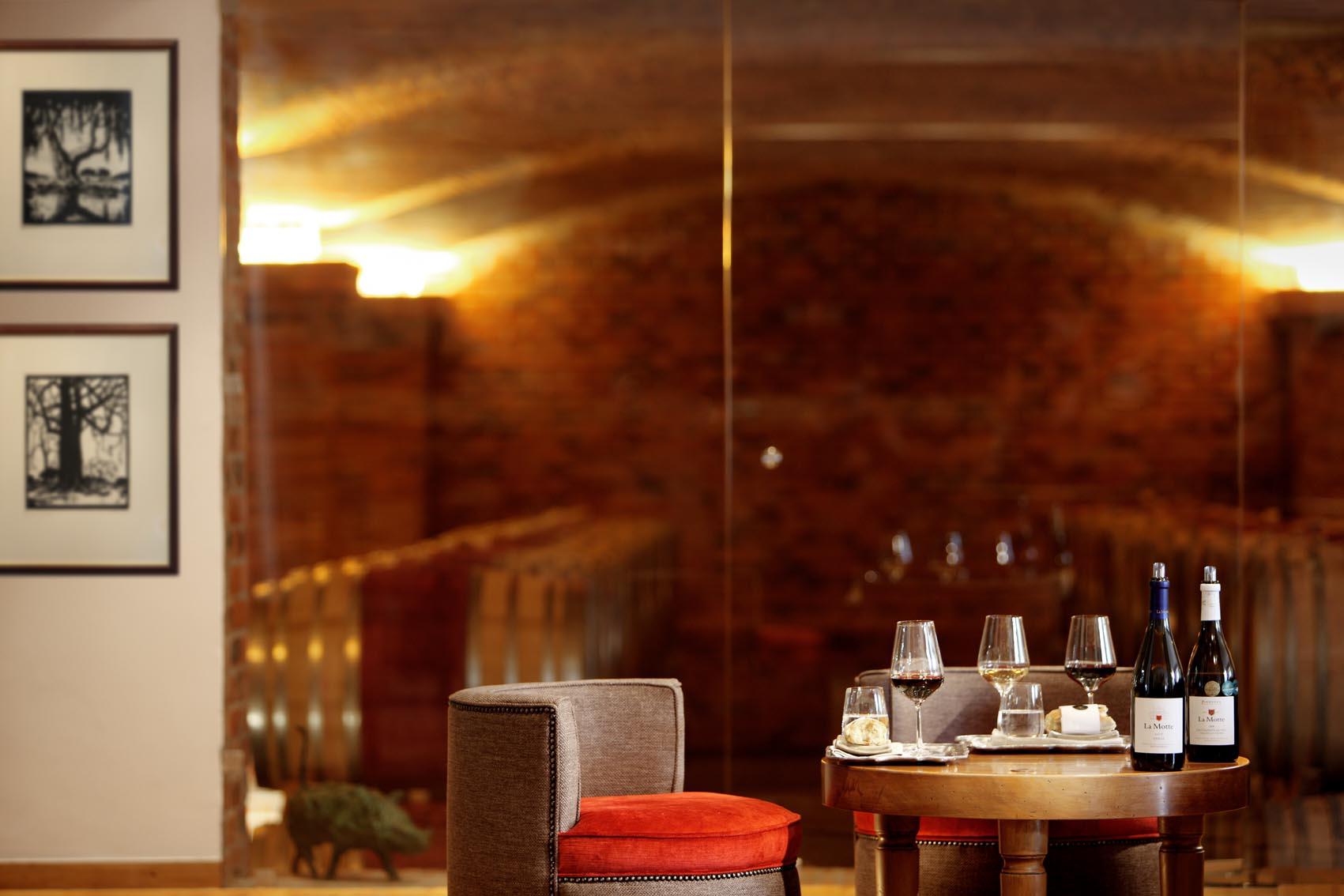 Impressions of La Motte Tasting Room