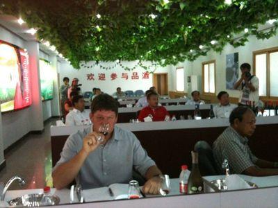 Visiting Ningxia Xixiaking Winery