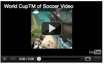 WOSA's Soccer Video