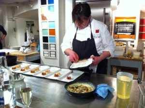 Chef's Table With William Drabble