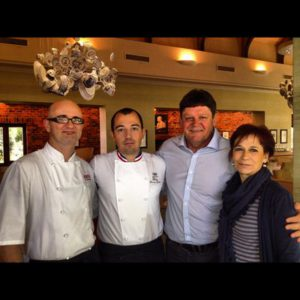 Cape Winelands Cuisine and the Flavours of France