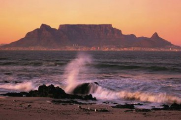south africa nature table mountain