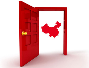 China Open Door