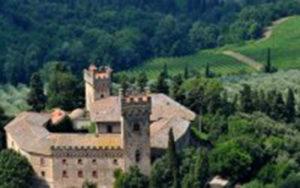 Italy Castello Di Poppiano