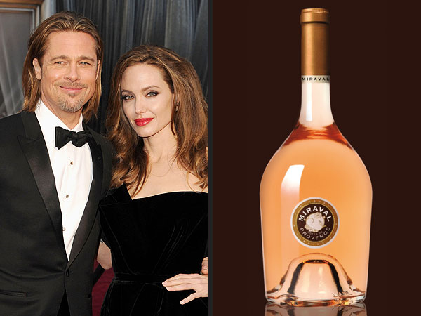 Celebrity in Wine