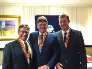 Commanderie De Bordeaux En Afrique Du Sud Intronise New Commandeurs