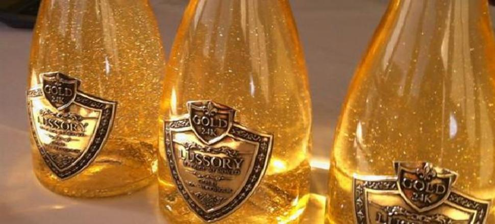 Gold Replaces Alcohol in Wine – Only in Dubai!