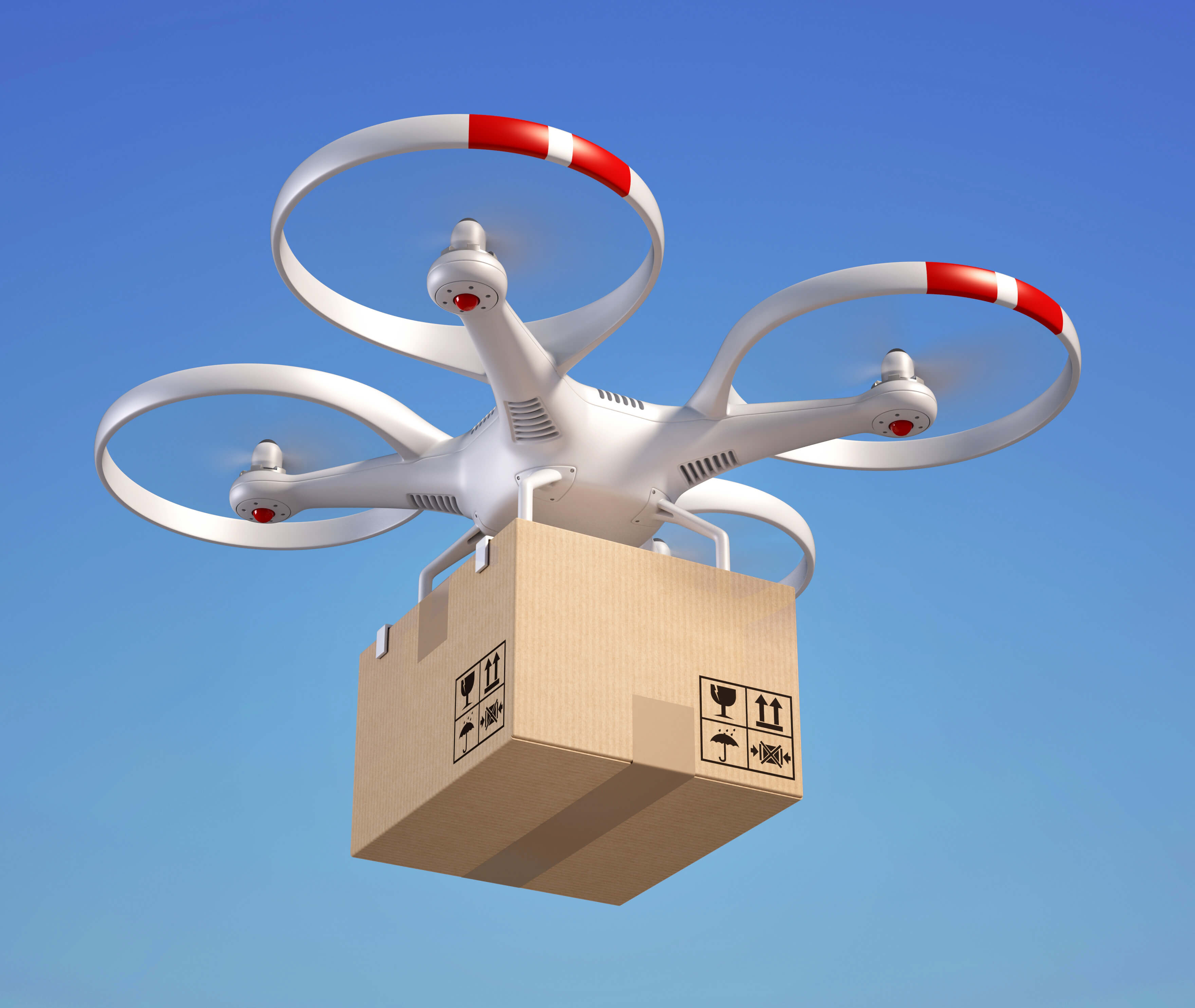 drone delivery resize