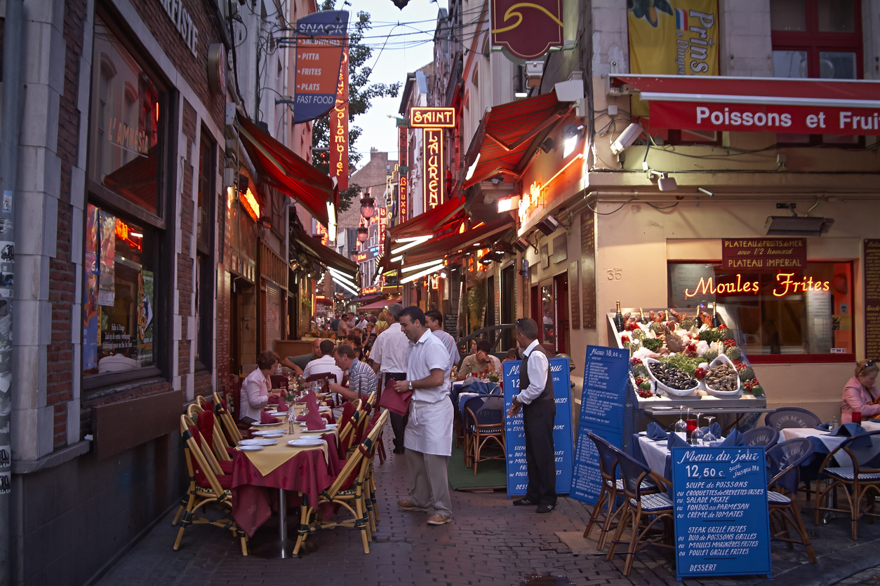Culinary tourism – alive and well in Brussels!