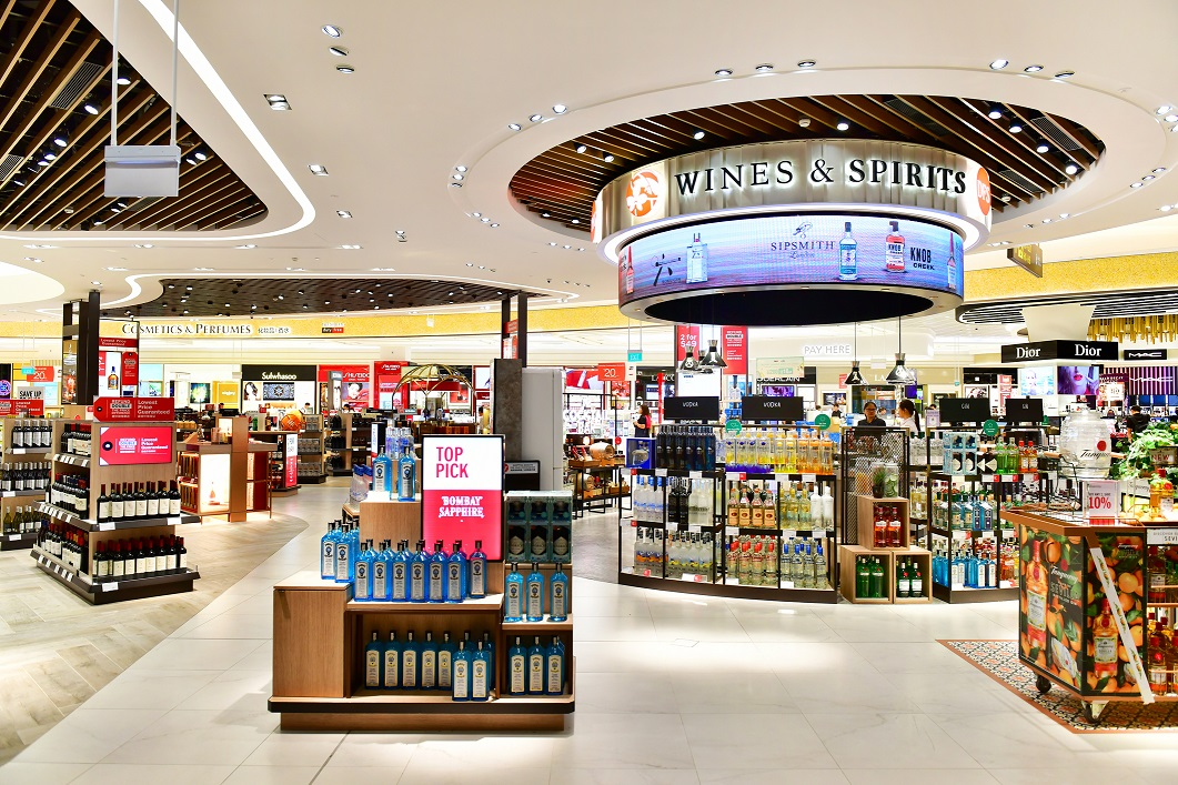 Travel Retail rs