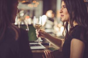 Perfect wine consumer